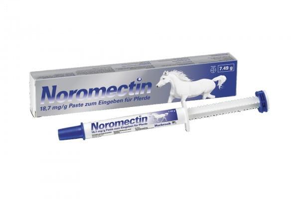 Noromectin für Pferde 18,7 mg/g Paste 1 Stück