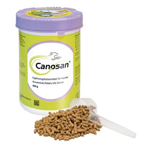 Canosan® Pellets 4 % Pellets Hund 650 g
