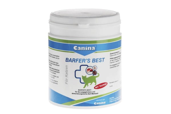 Canina® BARFER'S BEST for Cats Pulver Katze 500 g