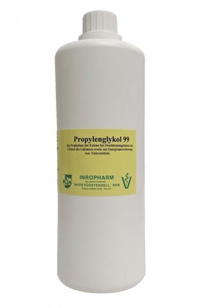 Propylenglycol 99 Flüssigkeit Wiederkäuer 1000 ml