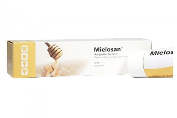 Mielosan® Honigsalbe Salbe alle Tiere 100 g